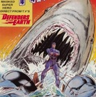 Phantom with Sharks and Dolphins
