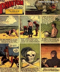 First ever Phantom Sunday Strip