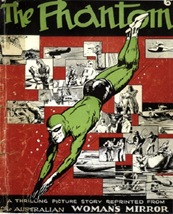 One of the first Comic Books of Phantom featuring Complete Singh Brotherhood Daily Strips (1938)