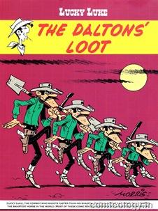 EB LL 12 The Daltons' Loot