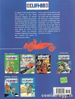 Cliffton 05 (Cover2)