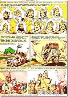 ACK Mahabharata Gaurava's War Formations