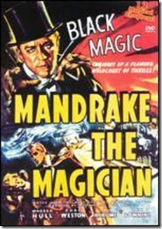Mandrake Movie Serial (1939)