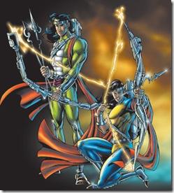 Raj Comics Nagraj & Dhruva