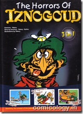EB Iznogoud 3 in 1 - The Horrors