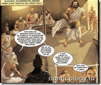Parashuram defends his ways