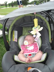1st daddy's soccer game