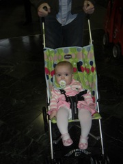 1st big girl stroller