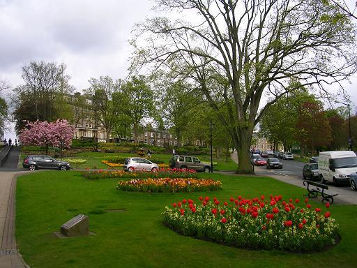 Jardines de Harrogate