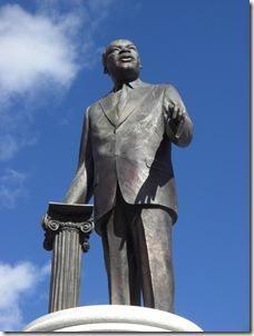 MLK Jr. Statue