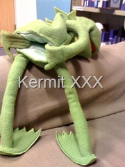 Kermit on a XXX domain???