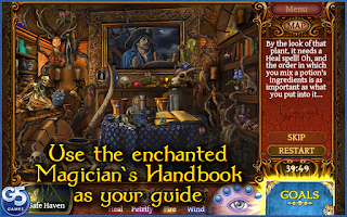 Screenshot of Magician's Handbook 2