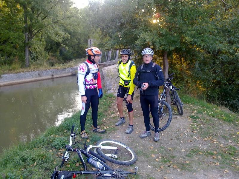 Foto de Canal y río Duero