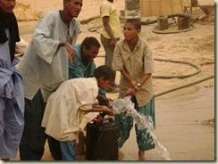 Timbuktu water