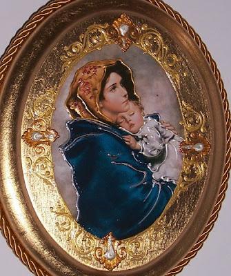 Image of La Zingarella o Madonna delle Vie