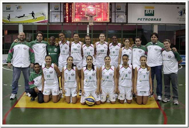 Mangueira x Basquete Clube 07