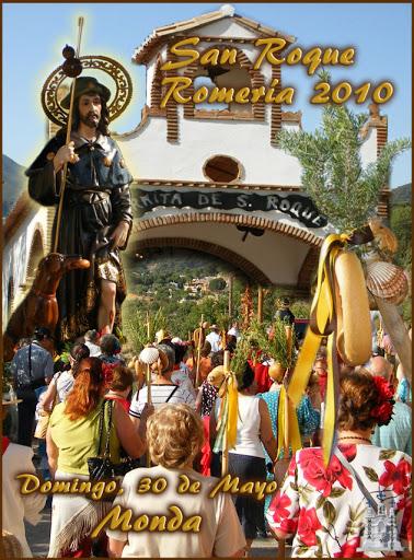 Romeria San Roque Monda 2010
