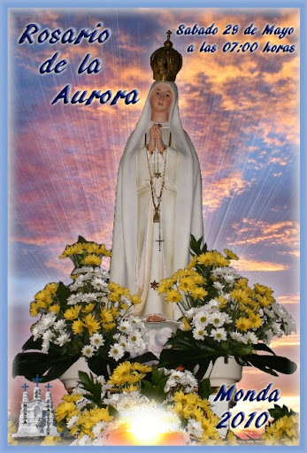Rosario de la Aurora Monda 2010
