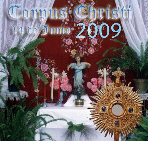 Corpus Christi, 2009