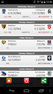 Western Bulldogs - screenshot