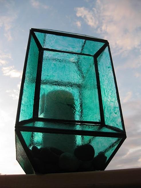 Mod Podge Lantern 025