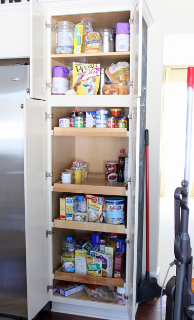 pullout pantry