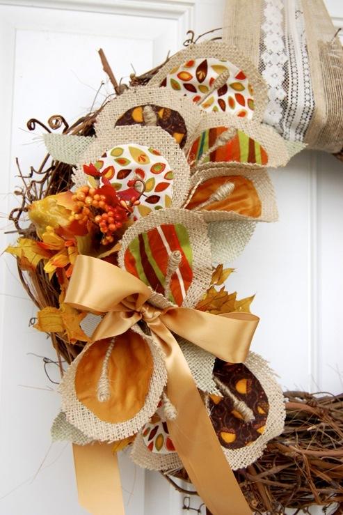changeable wreath