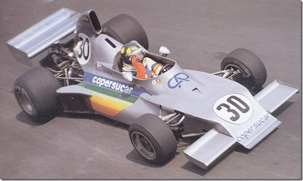 F1DataBase - Wilson Fittipaldi, Fittipaldi - Mônaco 1975