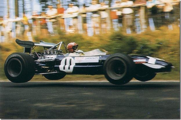 F1DataBase - Jo Siffert - Alemanha 1969