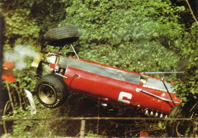 F1DataBase - Chris Amon - Itália 1968