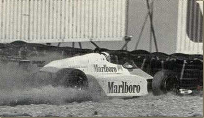 BlogSport - Andrea de Cesaris - Holanda 1981
