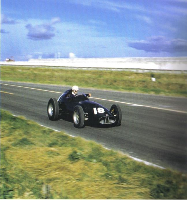 1958 - France - Maurice Trintignant