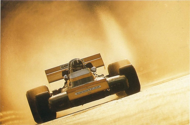 1971 Montjuïc Park (Graham Hill, Brabham BT34)