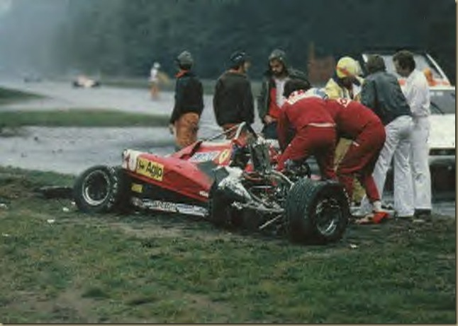 didier pironi, ferrari 4 (accidente, 1982)