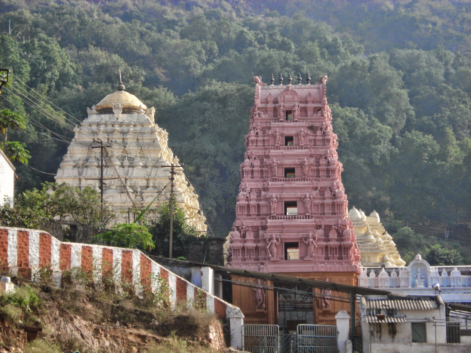 Simhachalam Temple, Andhra Pradesh