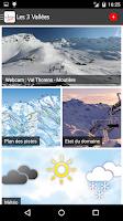 Screenshot of Les 3 vallées