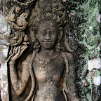 Bayon 2017 The Bayon Goddesses Devata of King Jayavarman VII