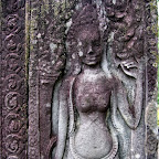 The Bayon Goddesses Devata of King Jayavarman VII