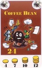 Карта кофейного боба