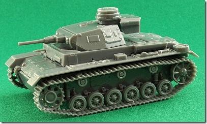 Немецкий Т-III
