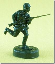 Советский пехотинец