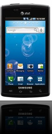 Samsung Captivate 4
