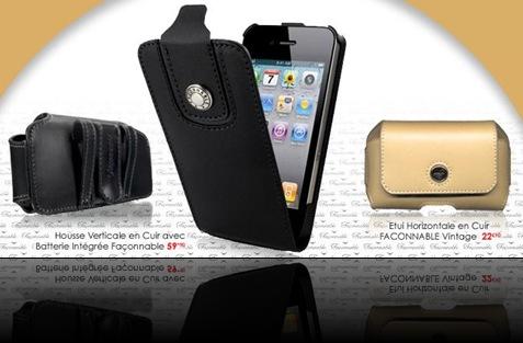 déstockage accessoires téléphones