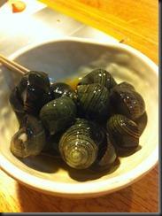 Yoshi's Sea Snails! 033111