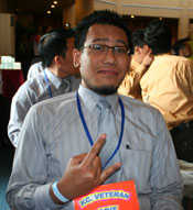 SQ Vaganza, Arief Ariztiadi Thahir - Account Officer