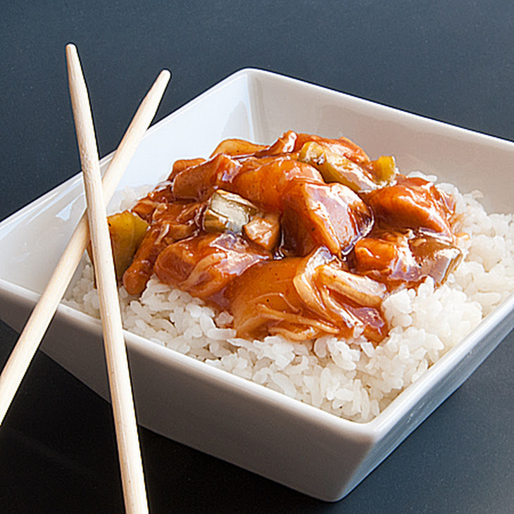 Slow Cooker Sweet and Sour Chicken Recept | Yummly