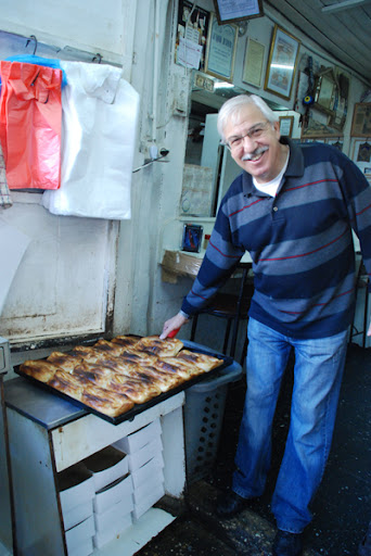 Bourekas ramle, turkish burek