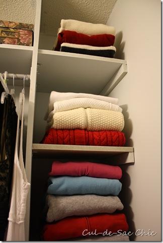 Master Closet Hers 2
