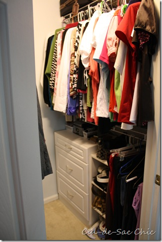 Master Closet Hers 4