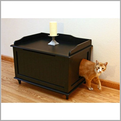 Designer-Catbox-Litter-Box-Enclosure-in-Black (1)